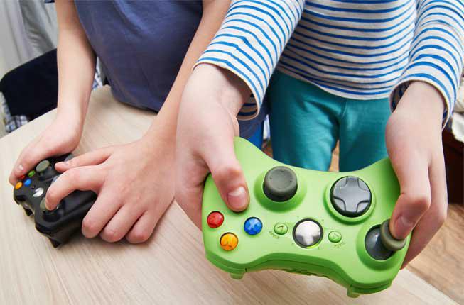 Collegamento a Videogiochi d'azione contro la dislessia (anche in pazienti madrelingua inglese)