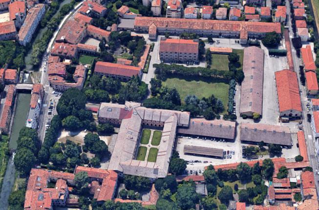 Collegamento a Scegli un nome e un logo per il Campus dell'ex caserma Piave