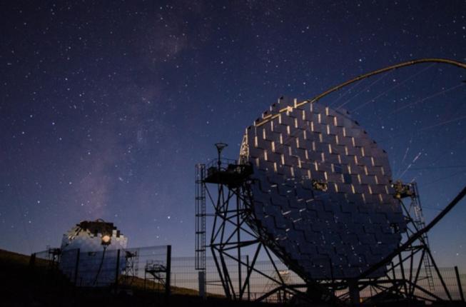 Collegamento a Un neutrino rivela l'origine dei raggi cosmici
