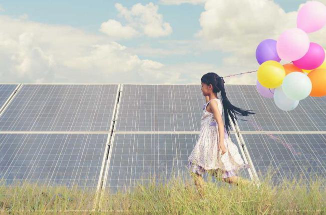 Collegamento a Necessaria una società consapevole per passare alle energie rinnovabili