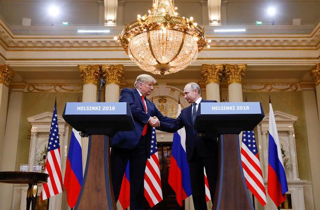 Collegamento a Il nuovo disordine mondiale di Putin e Trump