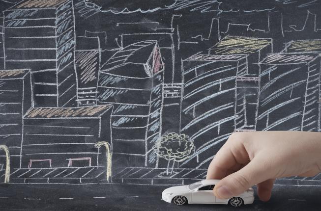 Collegamento a Passato, presente e futuro della mobilità