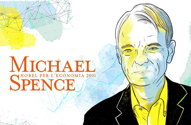 Collegamento a La Padua Nobel Lecture 2018 è affidata al Nobel per l'economia Michael Spence