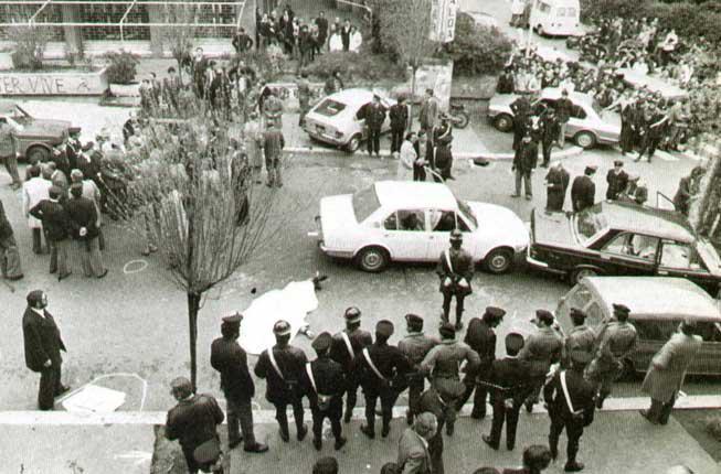 Collegamento a Aldo Moro, 40 anni dopo