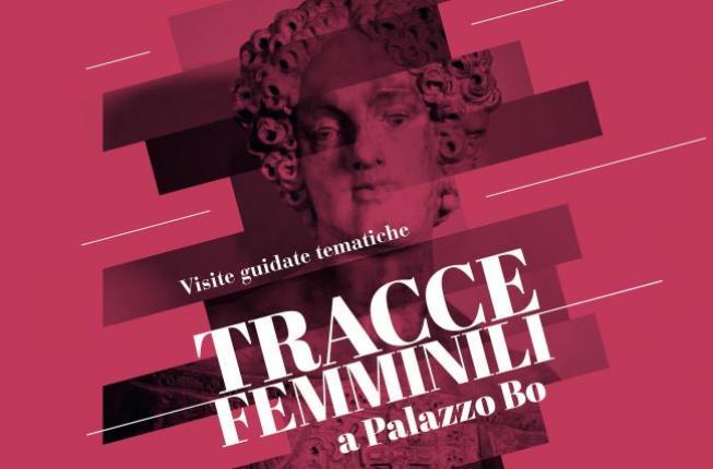 Collegamento a Tracce femminili a Palazzo Bo