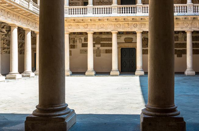 Collegamento a Valutazione Anvur: l'Università di Padova è in fascia A.Il rettore Rizzuto: 'Risultato straordinario'