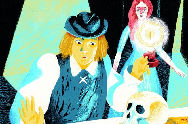 Collegamento a Vesalio, l'anatomista rivoluzionario. Una lettura animata per presentare il nuovo libro che Unipd dedica a ragazze e ragazzi
