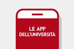 Le app dell'Università