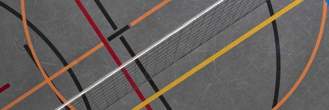 rete volley