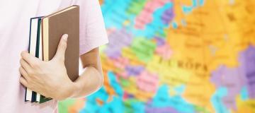 libri e mappa