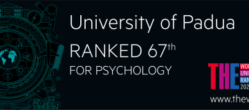 University of padova ranked 67