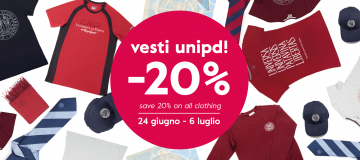 Vesti Unipd -20%