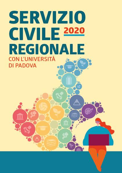Locandina servizio civile regionale